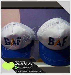 konveksi topi semarang - pembuatan topi murah cepat semarang